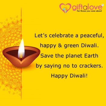 Diwali greeting for family